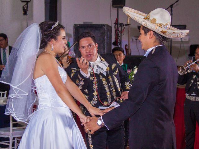 La boda de Luis y Abril en Miguel Hidalgo, Ciudad de México 73