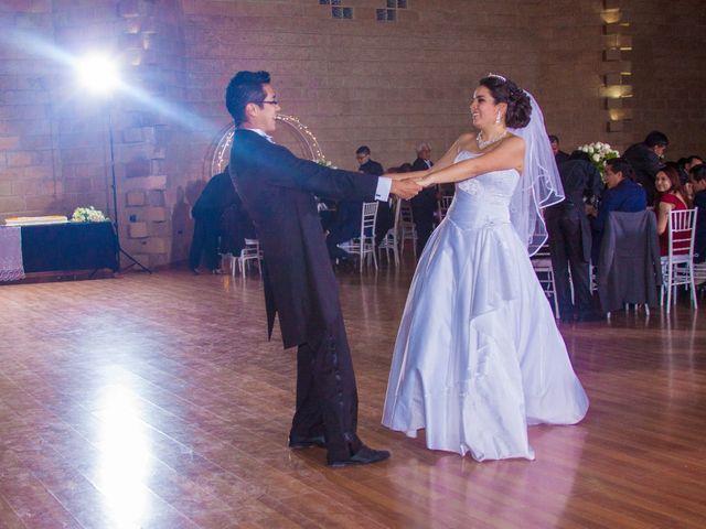 La boda de Luis y Abril en Miguel Hidalgo, Ciudad de México 81