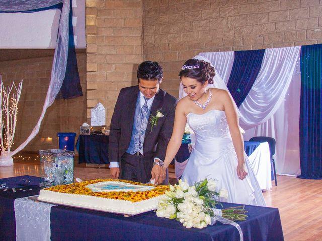 La boda de Luis y Abril en Miguel Hidalgo, Ciudad de México 82