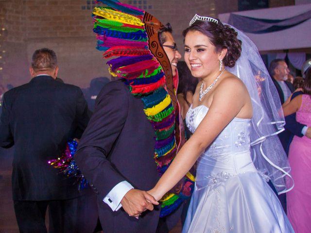 La boda de Luis y Abril en Miguel Hidalgo, Ciudad de México 85