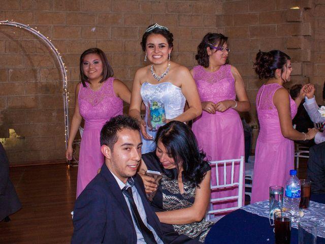 La boda de Luis y Abril en Miguel Hidalgo, Ciudad de México 88