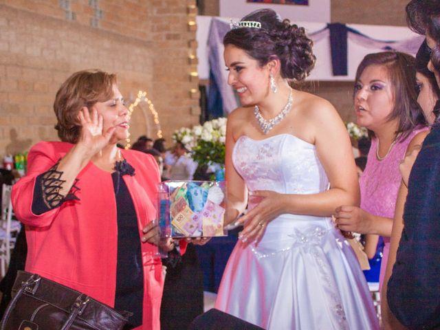 La boda de Luis y Abril en Miguel Hidalgo, Ciudad de México 89