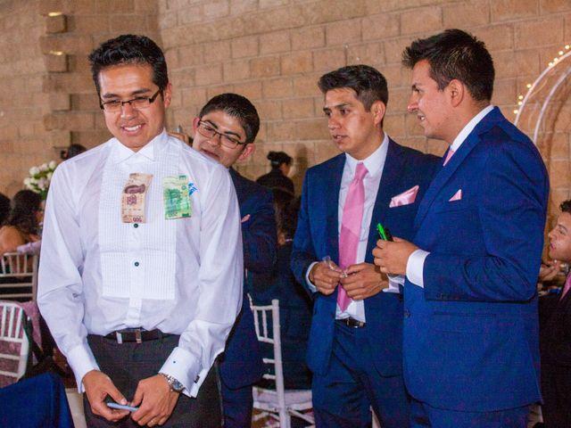 La boda de Luis y Abril en Miguel Hidalgo, Ciudad de México 90