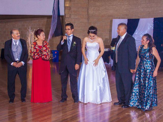 La boda de Luis y Abril en Miguel Hidalgo, Ciudad de México 91