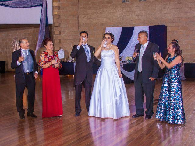 La boda de Luis y Abril en Miguel Hidalgo, Ciudad de México 92