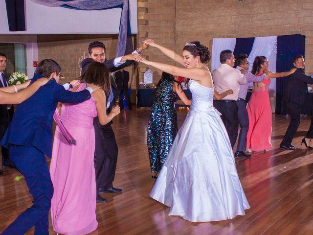 La boda de Luis y Abril en Miguel Hidalgo, Ciudad de México 94
