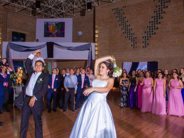 La boda de Luis y Abril en Miguel Hidalgo, Ciudad de México 98
