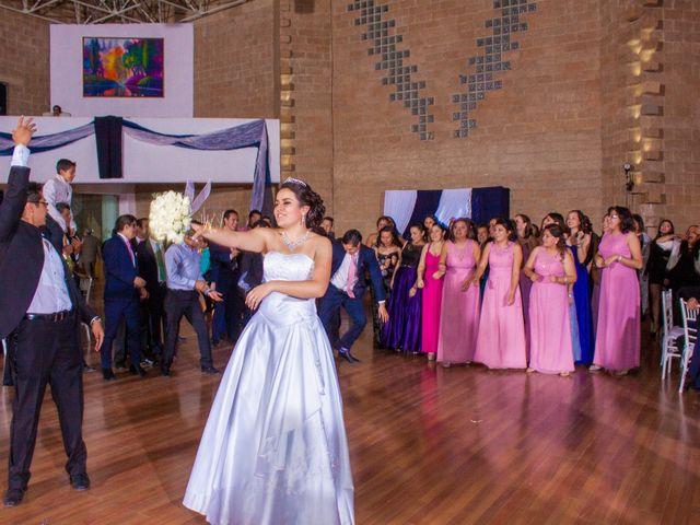 La boda de Luis y Abril en Miguel Hidalgo, Ciudad de México 99