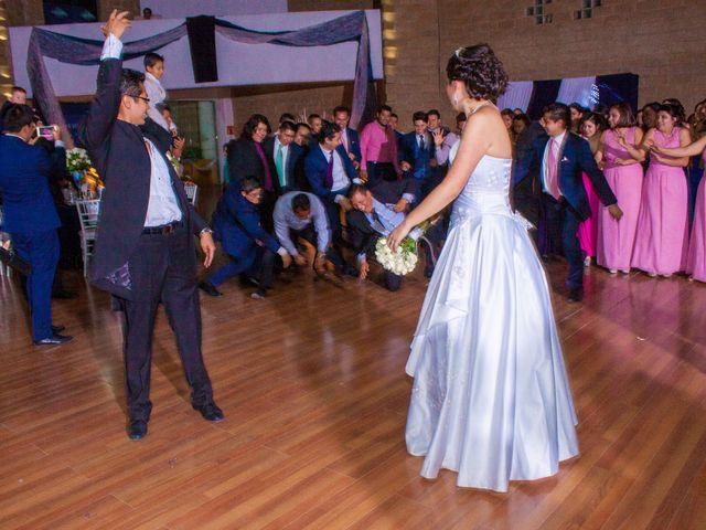 La boda de Luis y Abril en Miguel Hidalgo, Ciudad de México 100