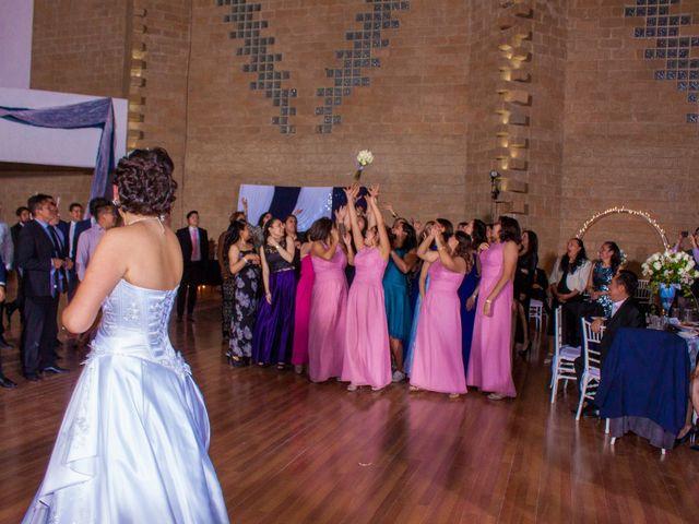 La boda de Luis y Abril en Miguel Hidalgo, Ciudad de México 101
