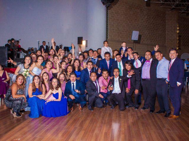 La boda de Luis y Abril en Miguel Hidalgo, Ciudad de México 102