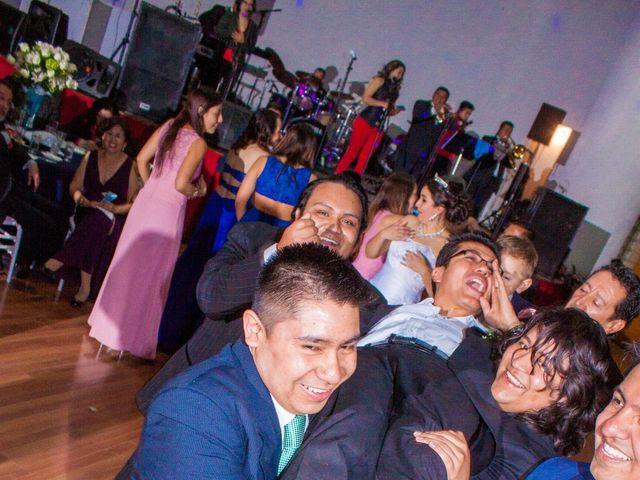 La boda de Luis y Abril en Miguel Hidalgo, Ciudad de México 103