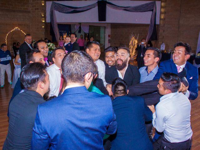 La boda de Luis y Abril en Miguel Hidalgo, Ciudad de México 104