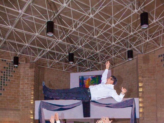 La boda de Luis y Abril en Miguel Hidalgo, Ciudad de México 106