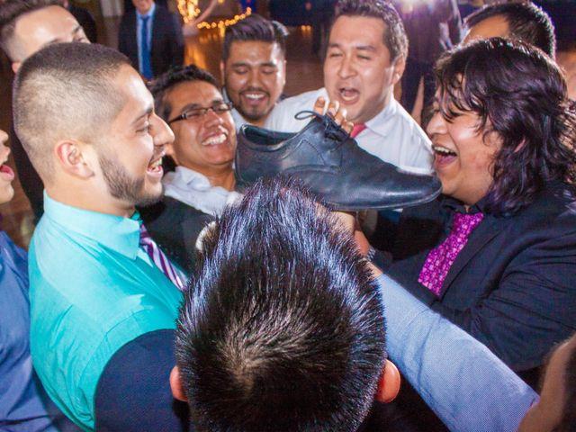 La boda de Luis y Abril en Miguel Hidalgo, Ciudad de México 107