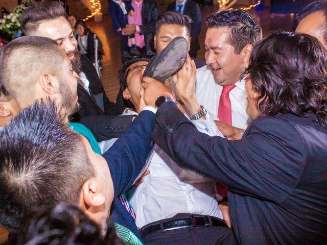La boda de Luis y Abril en Miguel Hidalgo, Ciudad de México 108