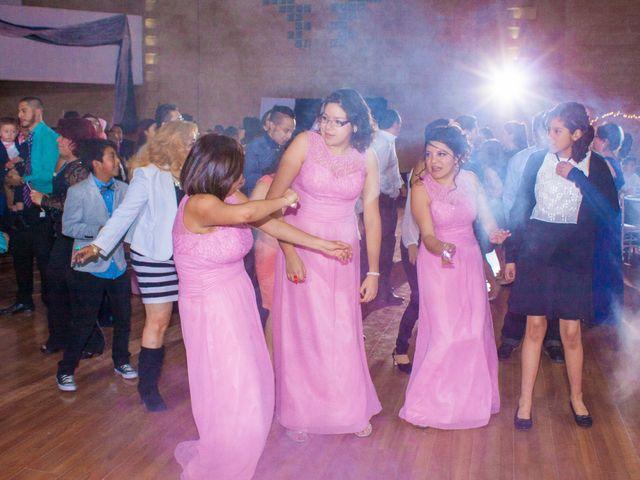 La boda de Luis y Abril en Miguel Hidalgo, Ciudad de México 111