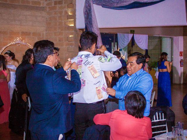 La boda de Luis y Abril en Miguel Hidalgo, Ciudad de México 116