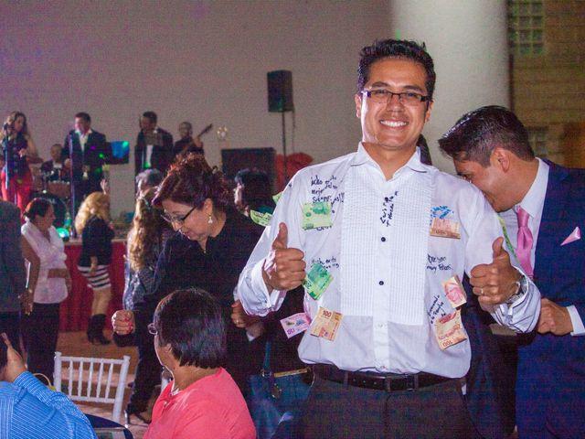 La boda de Luis y Abril en Miguel Hidalgo, Ciudad de México 117