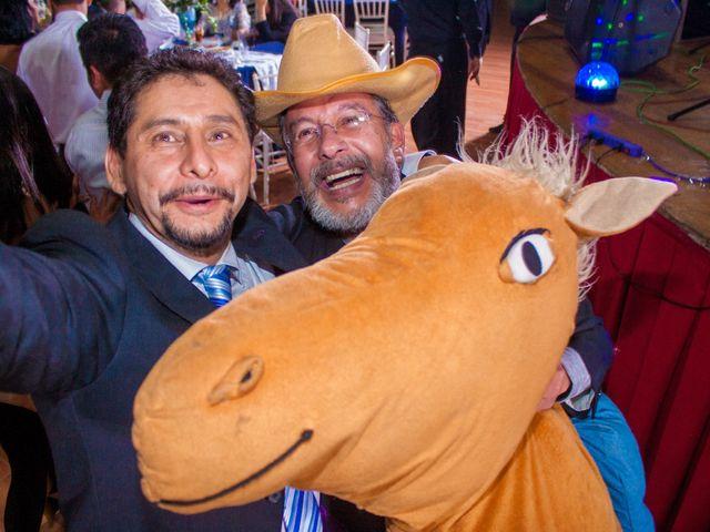 La boda de Luis y Abril en Miguel Hidalgo, Ciudad de México 122