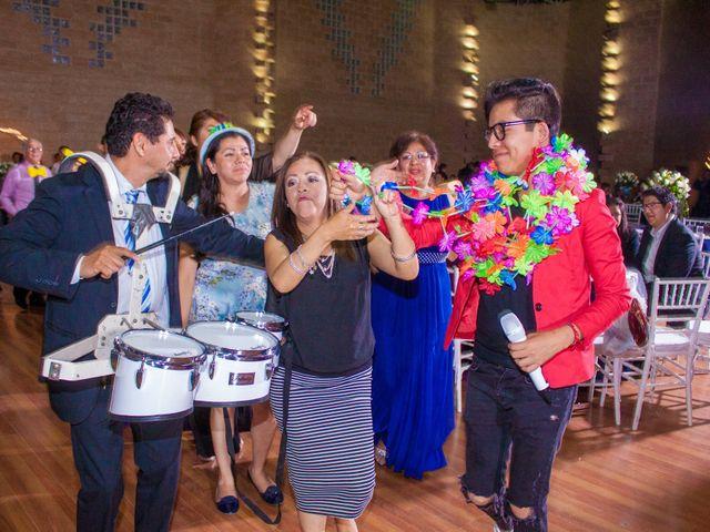 La boda de Luis y Abril en Miguel Hidalgo, Ciudad de México 123
