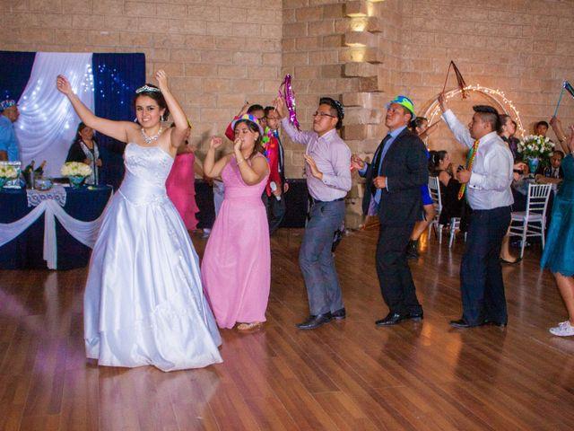 La boda de Luis y Abril en Miguel Hidalgo, Ciudad de México 125