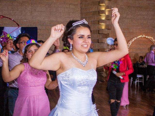 La boda de Luis y Abril en Miguel Hidalgo, Ciudad de México 126