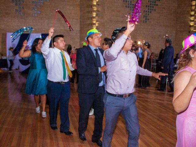 La boda de Luis y Abril en Miguel Hidalgo, Ciudad de México 127