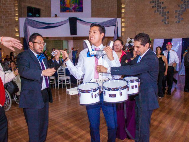 La boda de Luis y Abril en Miguel Hidalgo, Ciudad de México 130