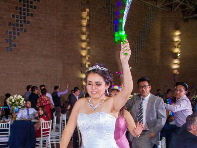 La boda de Luis y Abril en Miguel Hidalgo, Ciudad de México 131