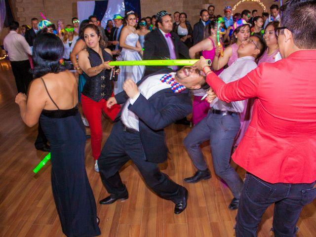 La boda de Luis y Abril en Miguel Hidalgo, Ciudad de México 132