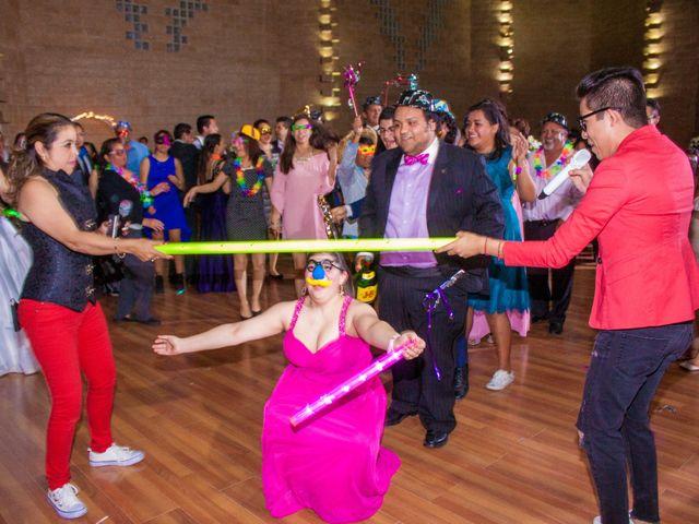 La boda de Luis y Abril en Miguel Hidalgo, Ciudad de México 133