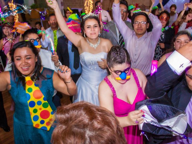 La boda de Luis y Abril en Miguel Hidalgo, Ciudad de México 135