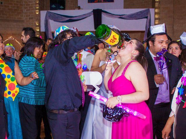 La boda de Luis y Abril en Miguel Hidalgo, Ciudad de México 137