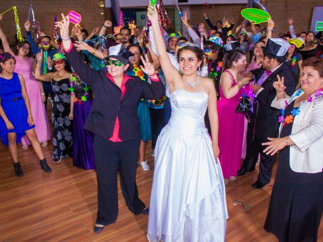 La boda de Luis y Abril en Miguel Hidalgo, Ciudad de México 138