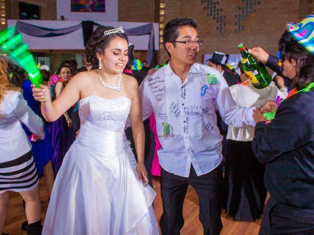 La boda de Luis y Abril en Miguel Hidalgo, Ciudad de México 140
