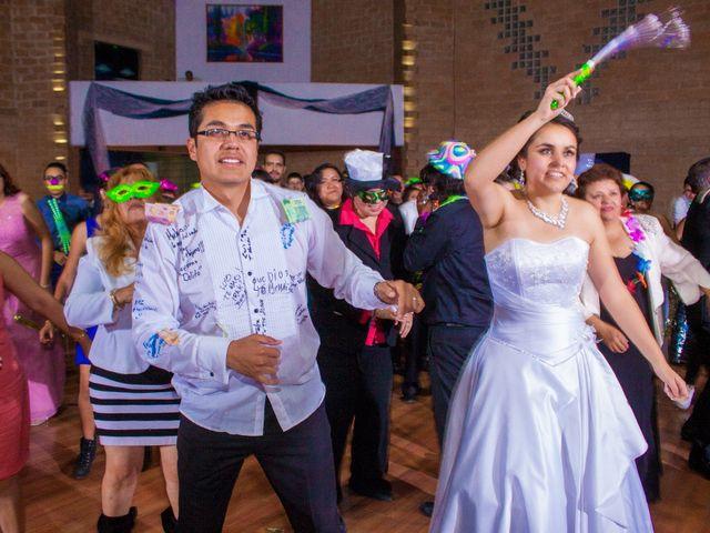 La boda de Luis y Abril en Miguel Hidalgo, Ciudad de México 141