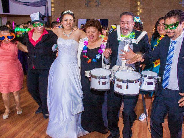 La boda de Luis y Abril en Miguel Hidalgo, Ciudad de México 143