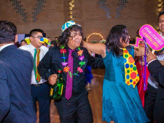 La boda de Luis y Abril en Miguel Hidalgo, Ciudad de México 144