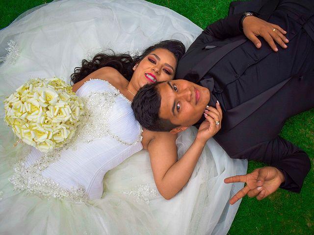 La boda de Nancy  y Alejandro