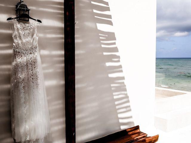 La boda de Juliano y Viviane en Tulum, Quintana Roo 10