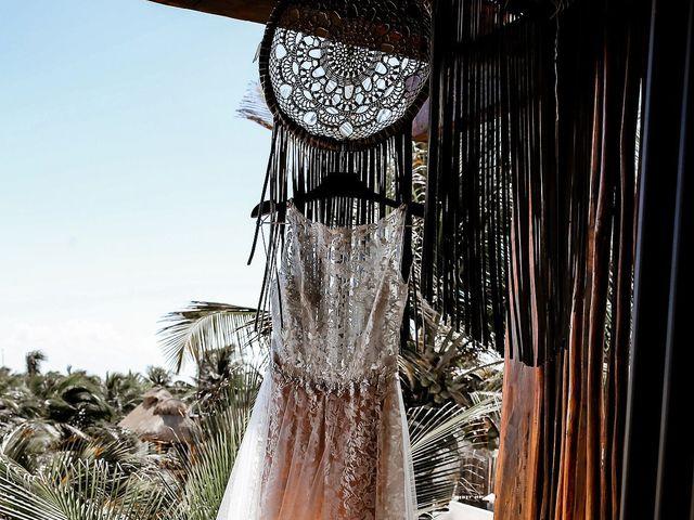 La boda de Juliano y Viviane en Tulum, Quintana Roo 12