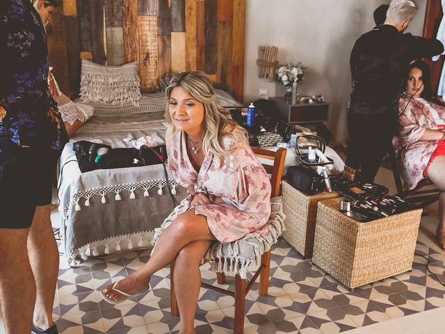 La boda de Juliano y Viviane en Tulum, Quintana Roo 19