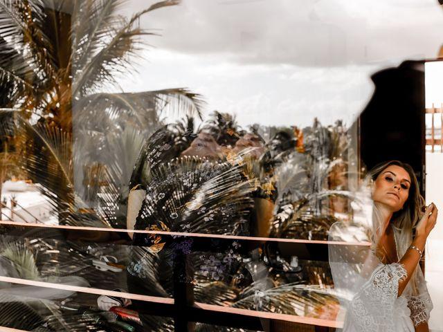 La boda de Juliano y Viviane en Tulum, Quintana Roo 40