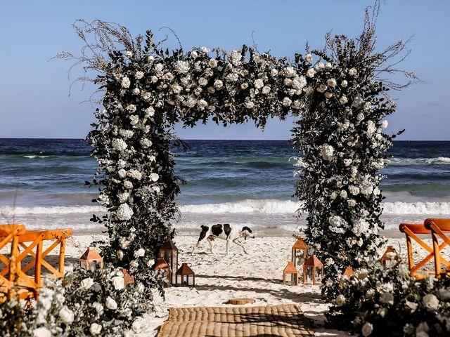 La boda de Juliano y Viviane en Tulum, Quintana Roo 68