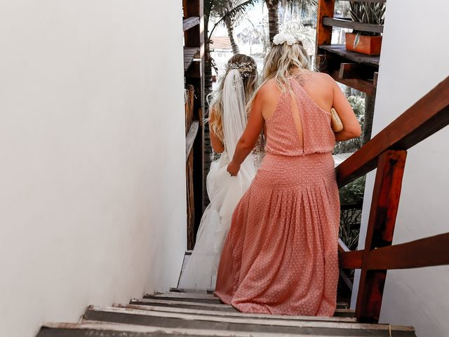 La boda de Juliano y Viviane en Tulum, Quintana Roo 75