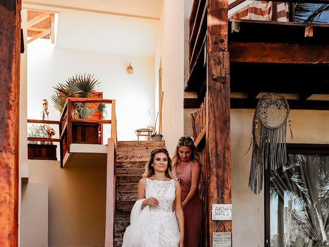 La boda de Juliano y Viviane en Tulum, Quintana Roo 76