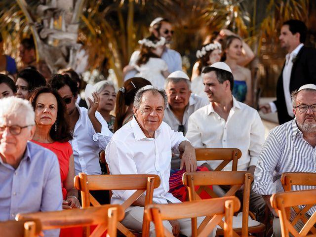 La boda de Juliano y Viviane en Tulum, Quintana Roo 81