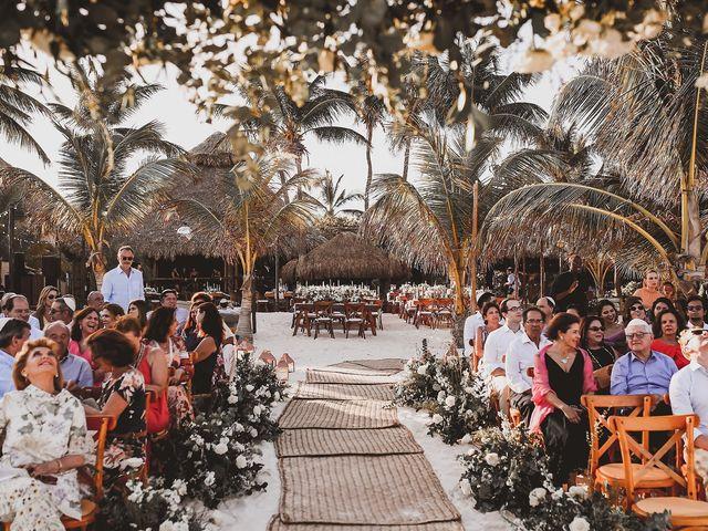 La boda de Juliano y Viviane en Tulum, Quintana Roo 84