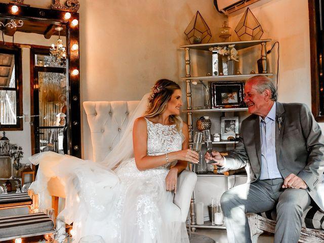 La boda de Juliano y Viviane en Tulum, Quintana Roo 85